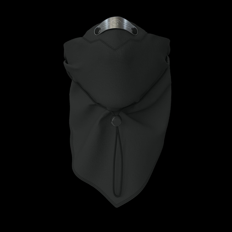 Bandit Scarf - Black
