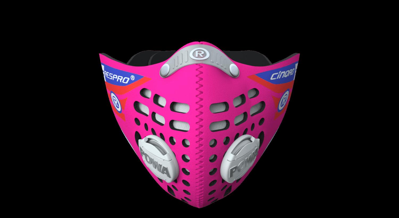 Cinqro Mask - Pink
