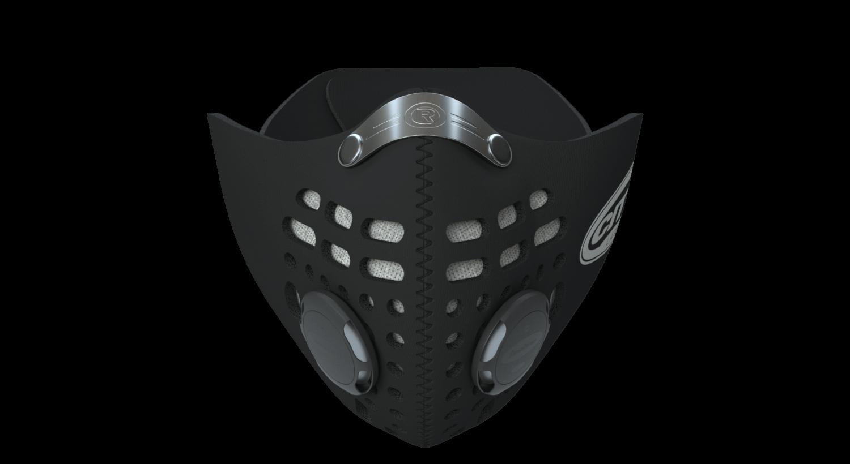City Mask - Black