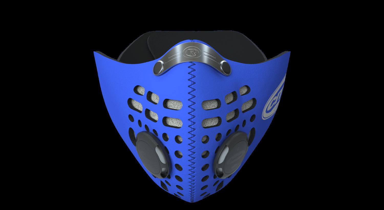 City Mask - Blue