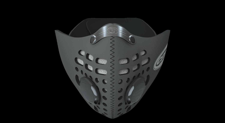 City Mask - Grey