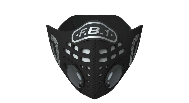 FB-1 Mask - Black