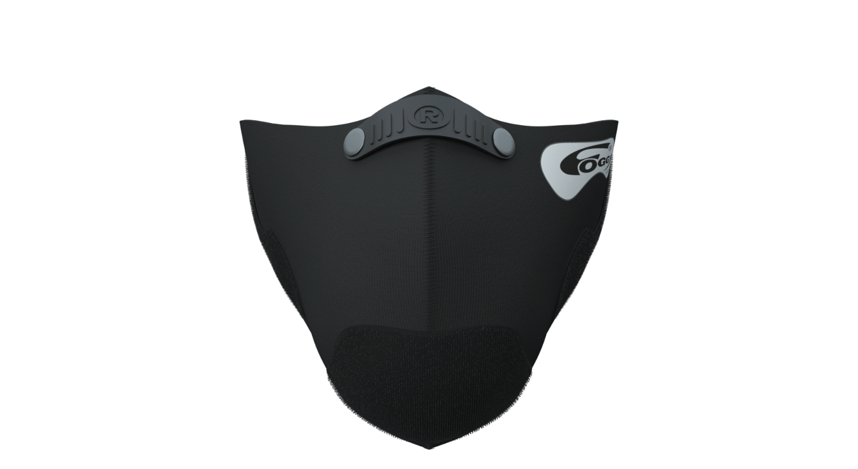 Foggy Mask - Black