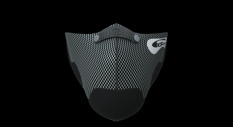 Foggy Mask - Carbon