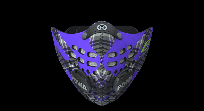 Skins Tartan - Purple
