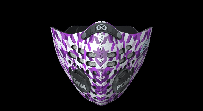 Skins Dogtooth - Purple