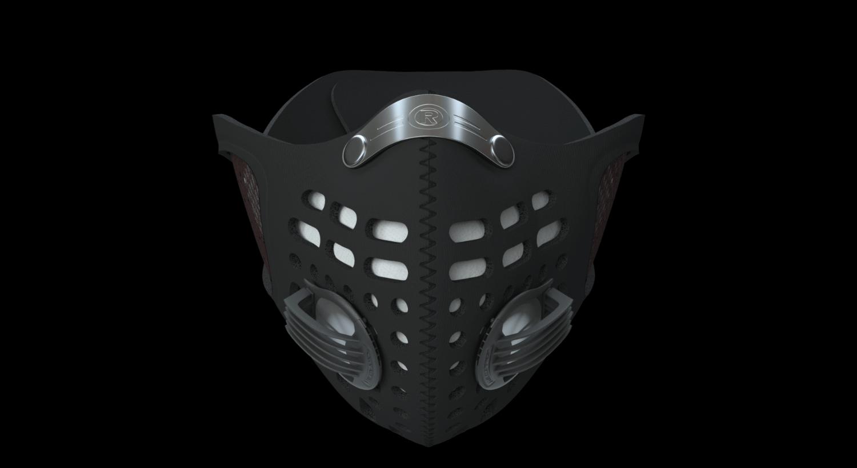 Sportsta Mask - Black