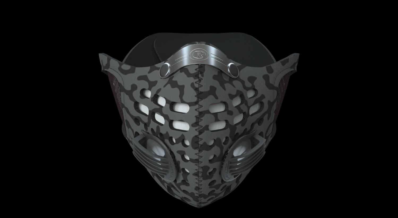 Sportsta Mask - Camo