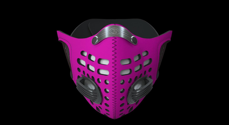 Sportsta Mask - Pink