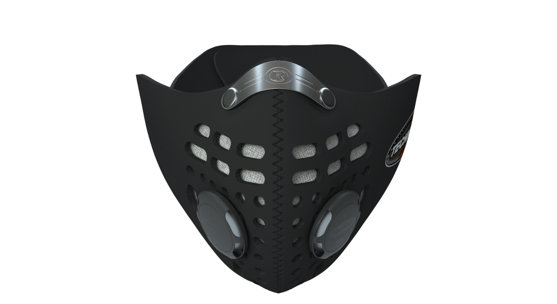 Techno Mask - Black