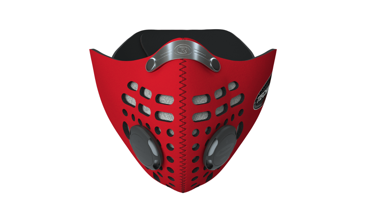 Techno Mask - Red