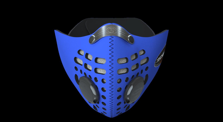 Techno Mask - Blue