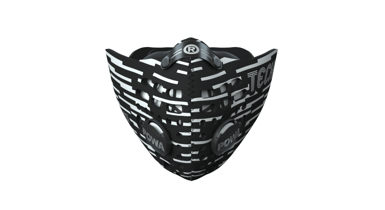 Techno Plus Mask - Speed