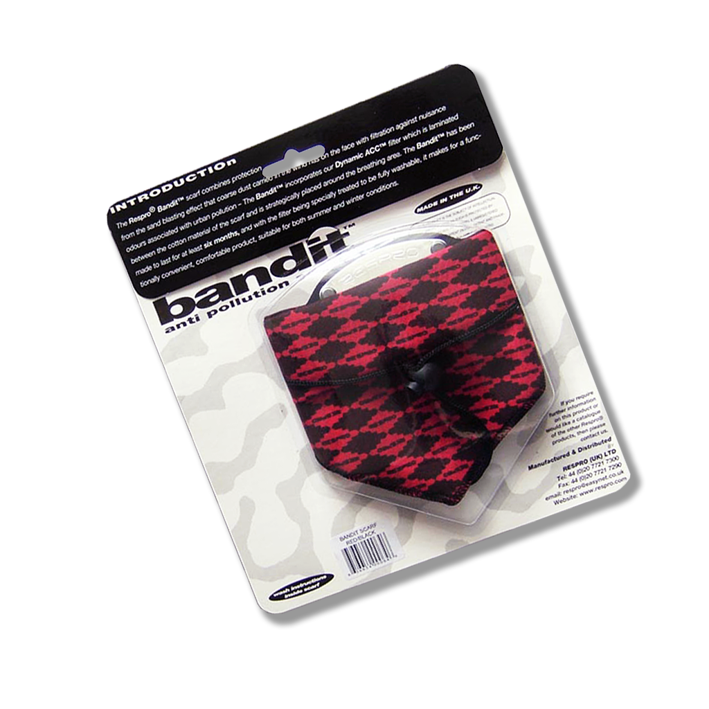 BANDIT RED PACKAGED
