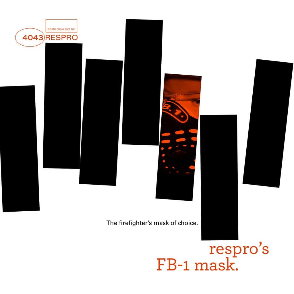 FB-1 Mask Bluenote