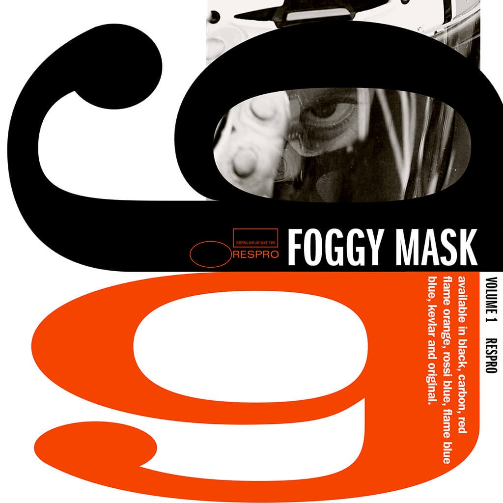 Foggy Mask - Bluenote