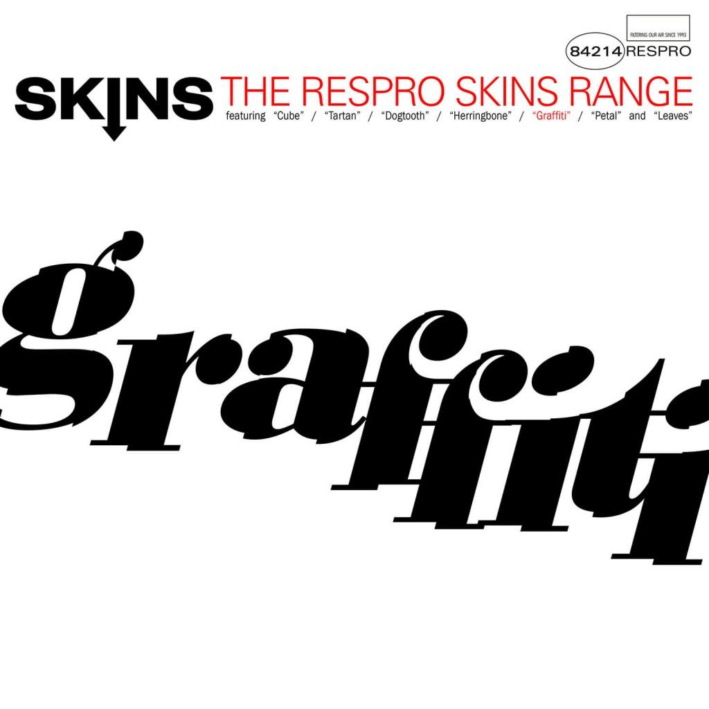 Skins - Graffiti - Bluenote