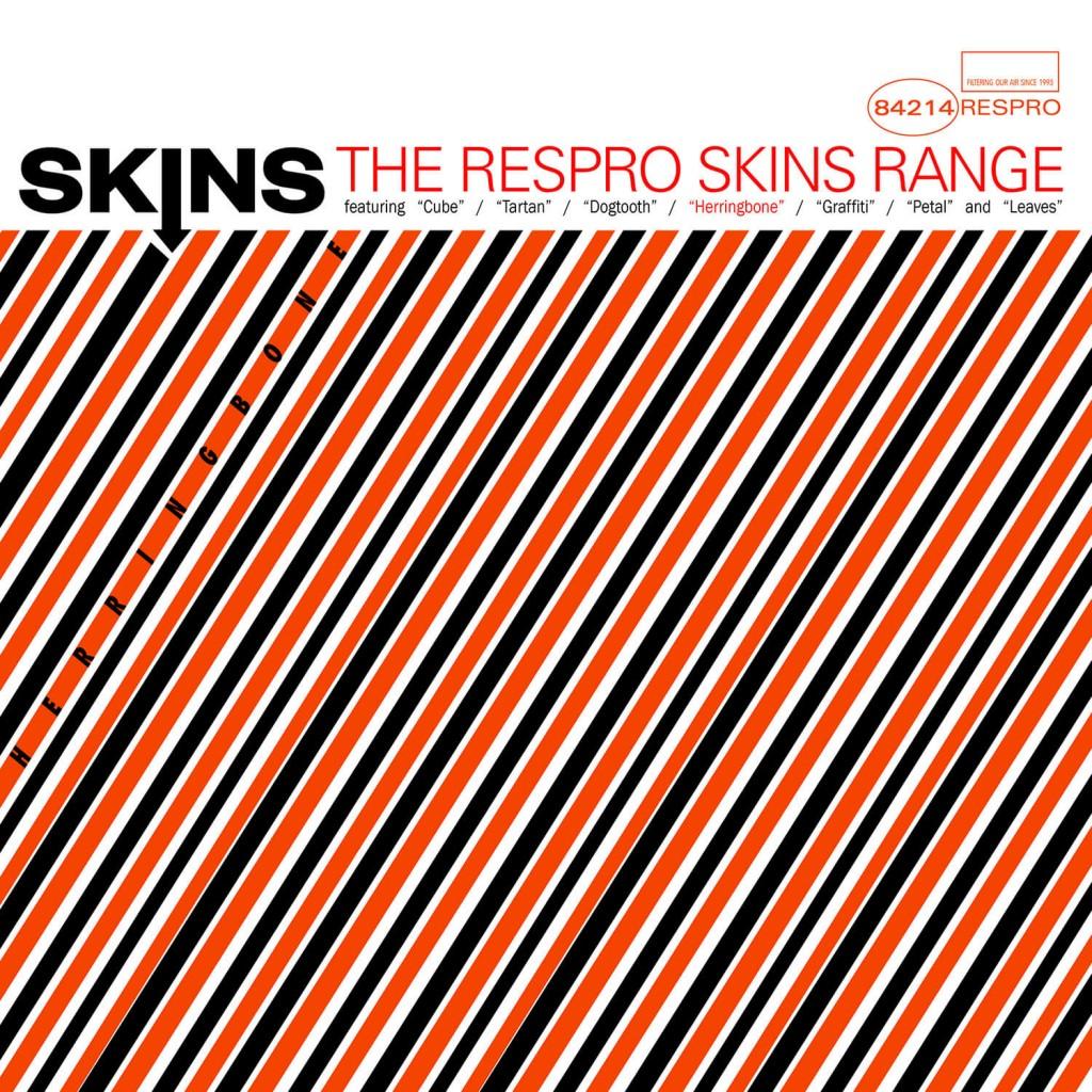 Skins - Herringbone - Bluenote