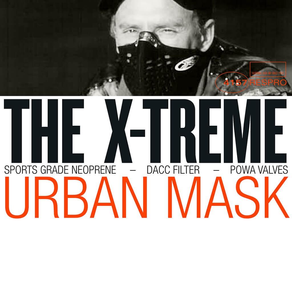 X-treme Urban Mask - Bluenote