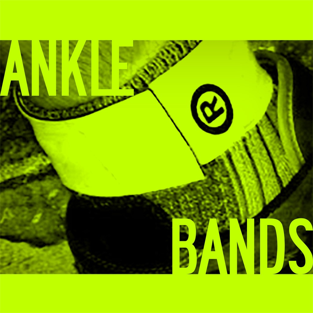 Ankle Bands - Cover