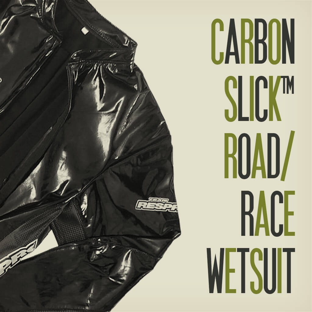 Carbon Slick Wet Suit - Cover