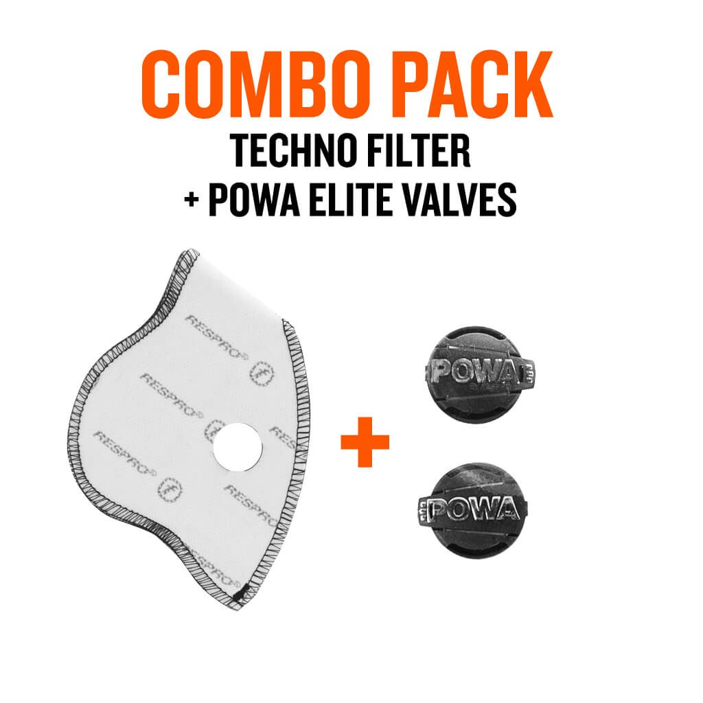 Valve & Filter Upgrade Kit Powa Elite™ - Bluenote