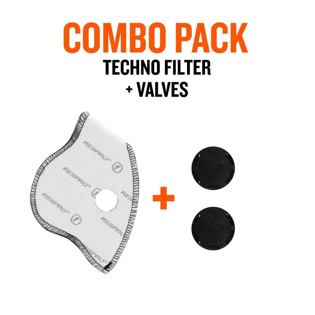 Valve & Filter Techno™ Upgrade Kit - Bluenote