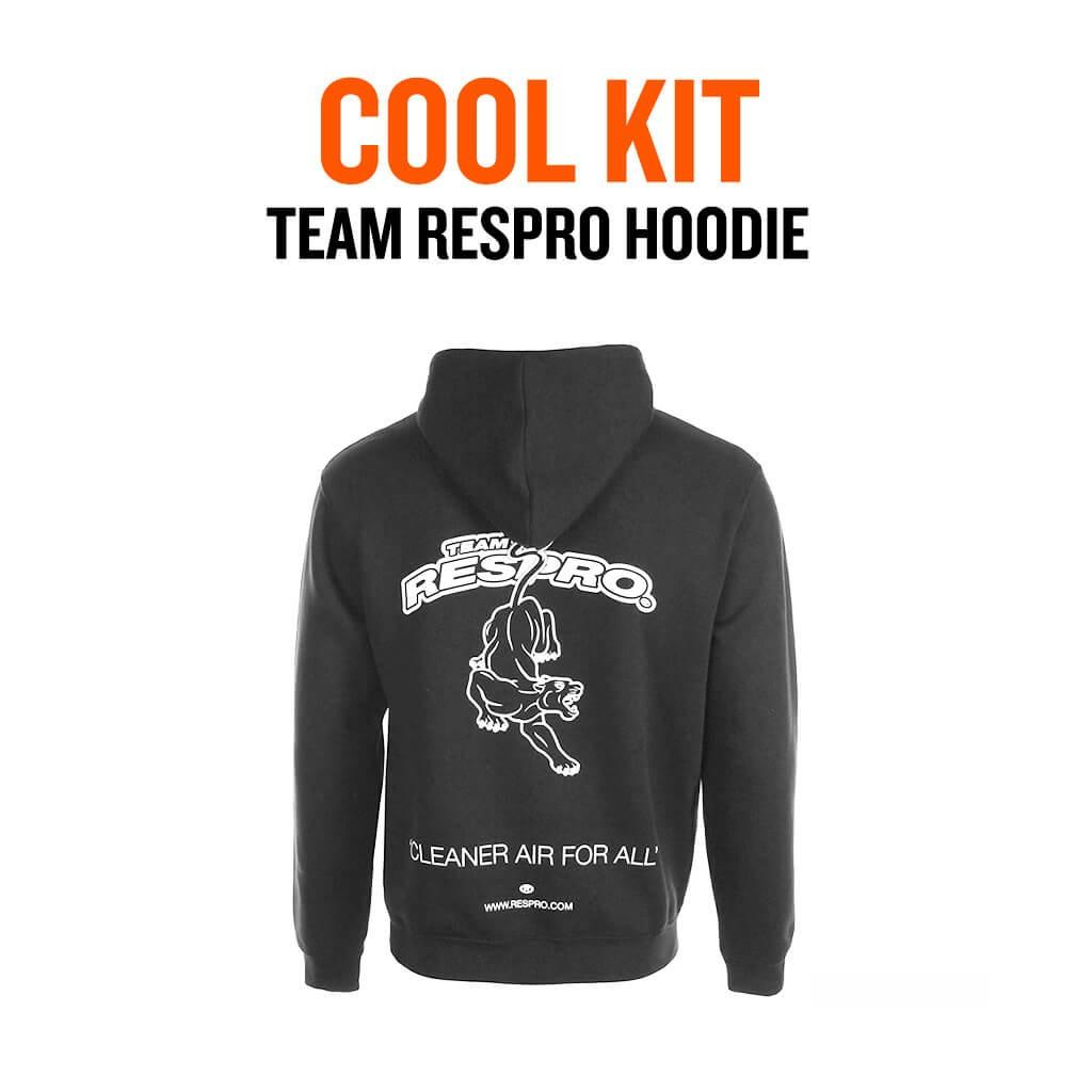 Respro® Hoodie - Bluenote