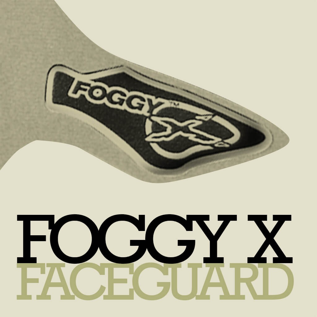 Foggy Faceguard - Bluenote