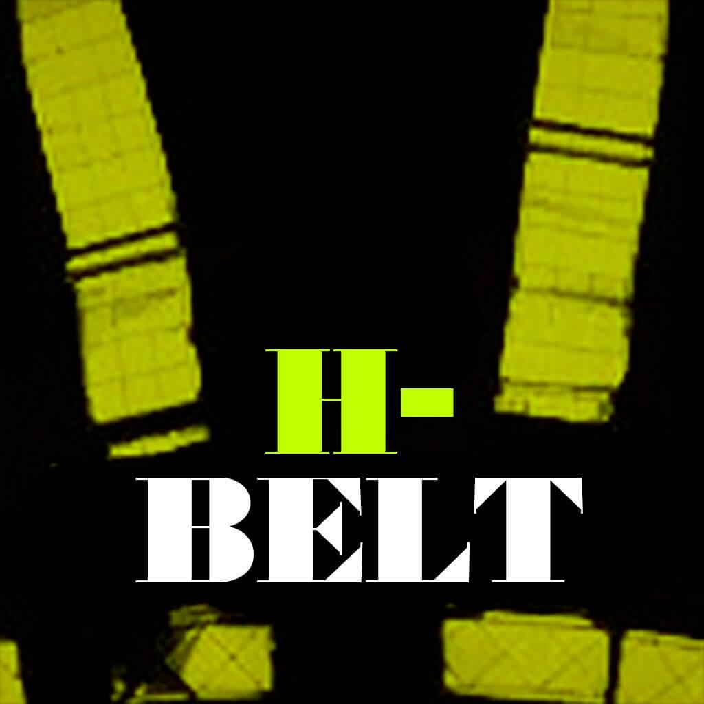 H-Belt - Bluenote