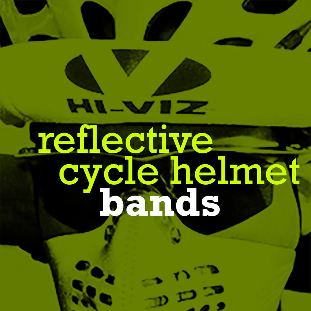 Cycle Helmet Band - Bluenote