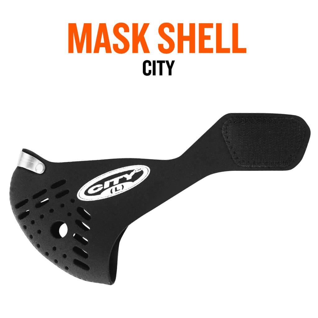 Mask Shell - City™ - Bluenote