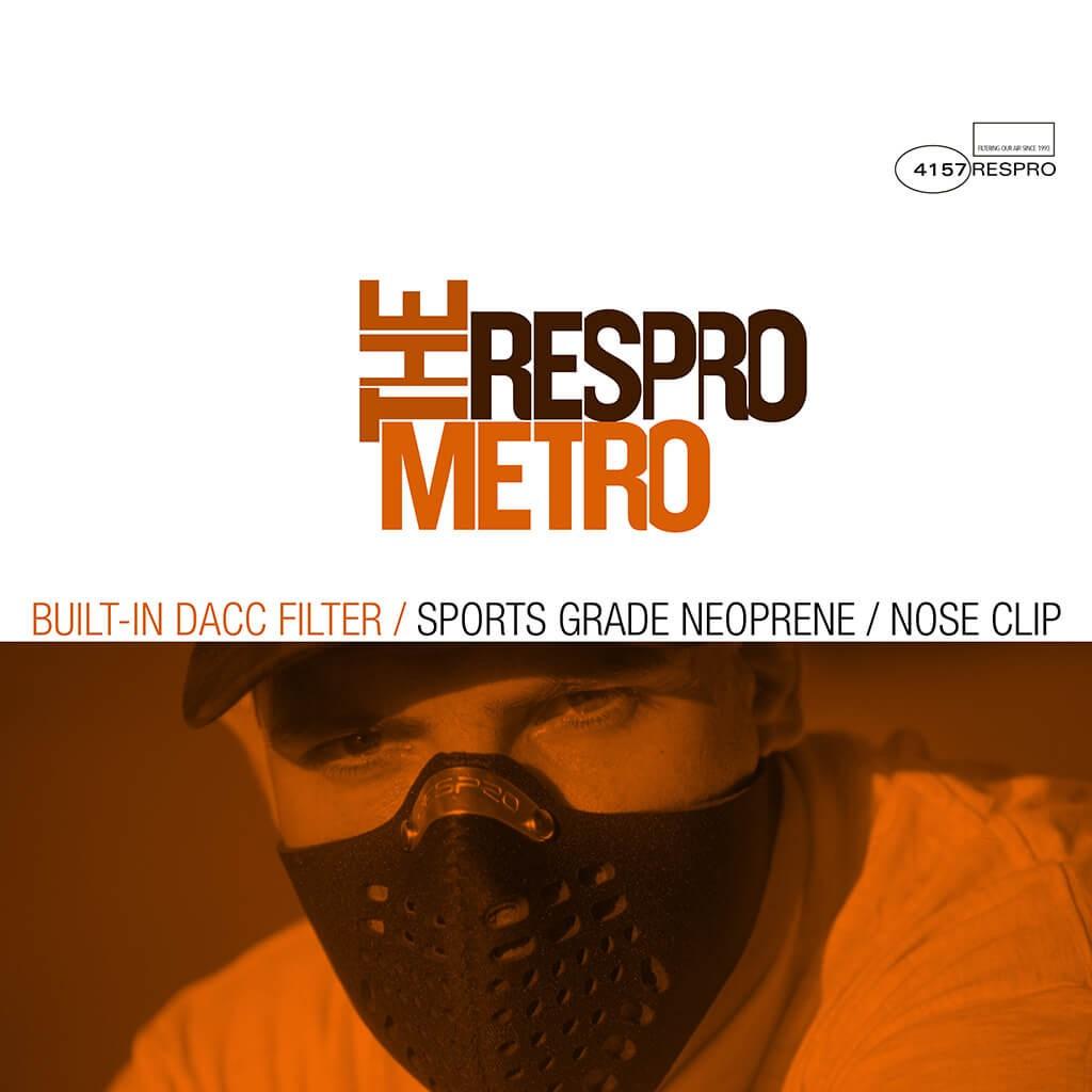 Metro Mask Bluenote