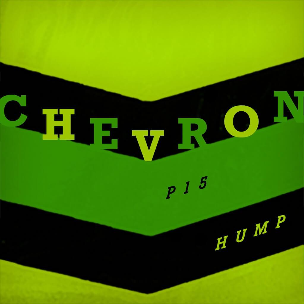 P15 Chevron Hump - Bluenote