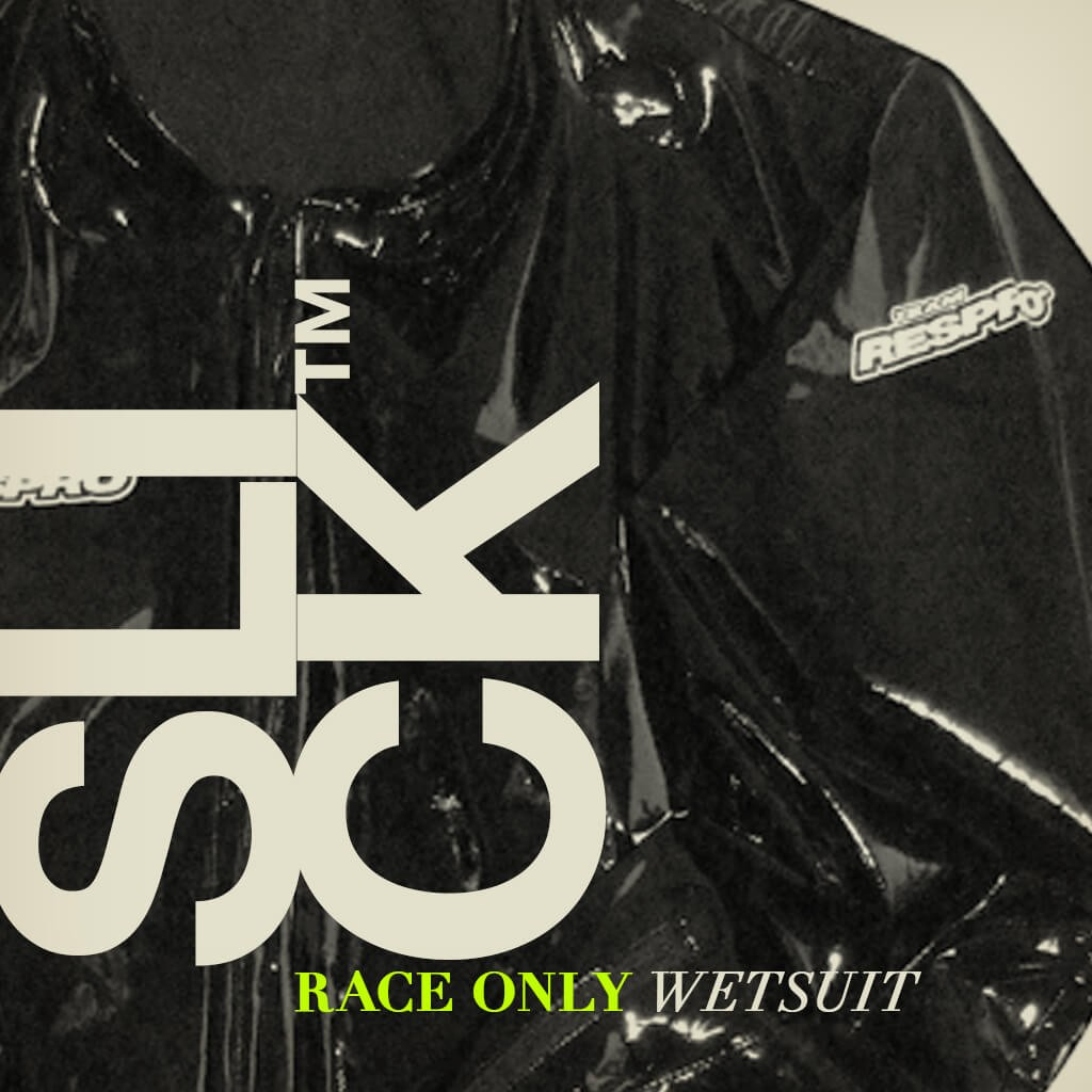 Slick Race Only Wetsuit - Cover