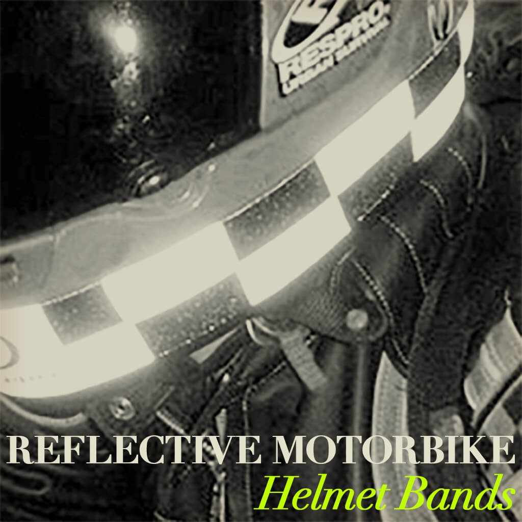 Reflective Helmet Bands - Bluenote Team Respro