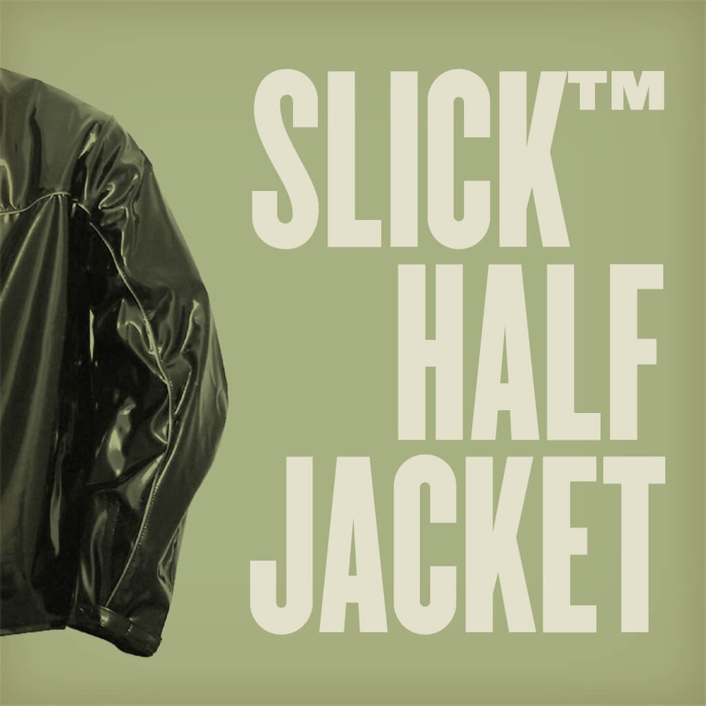 Slick Half Jacket - Cover
