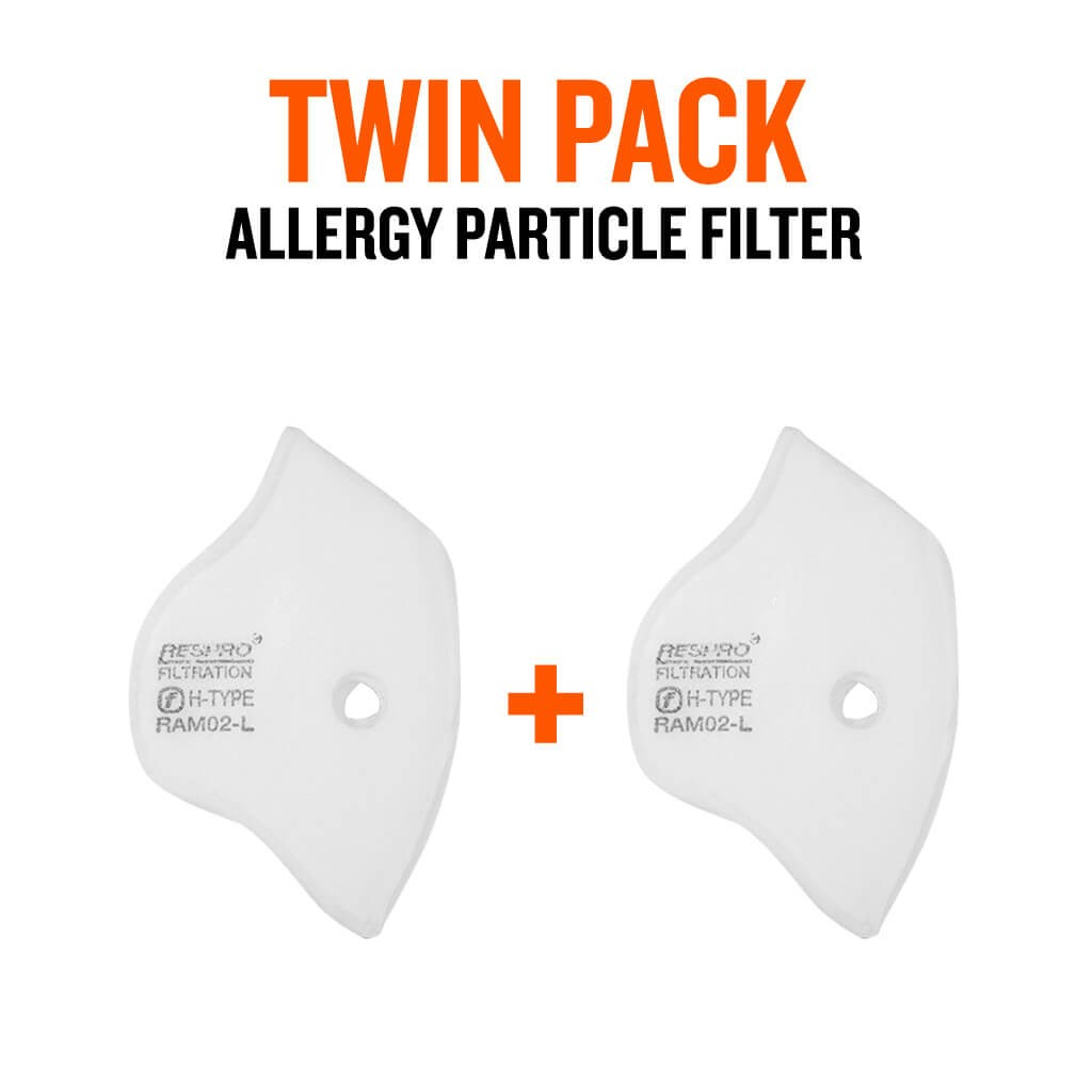 Filter Twin Pack - Allergy Particle - Bluenote