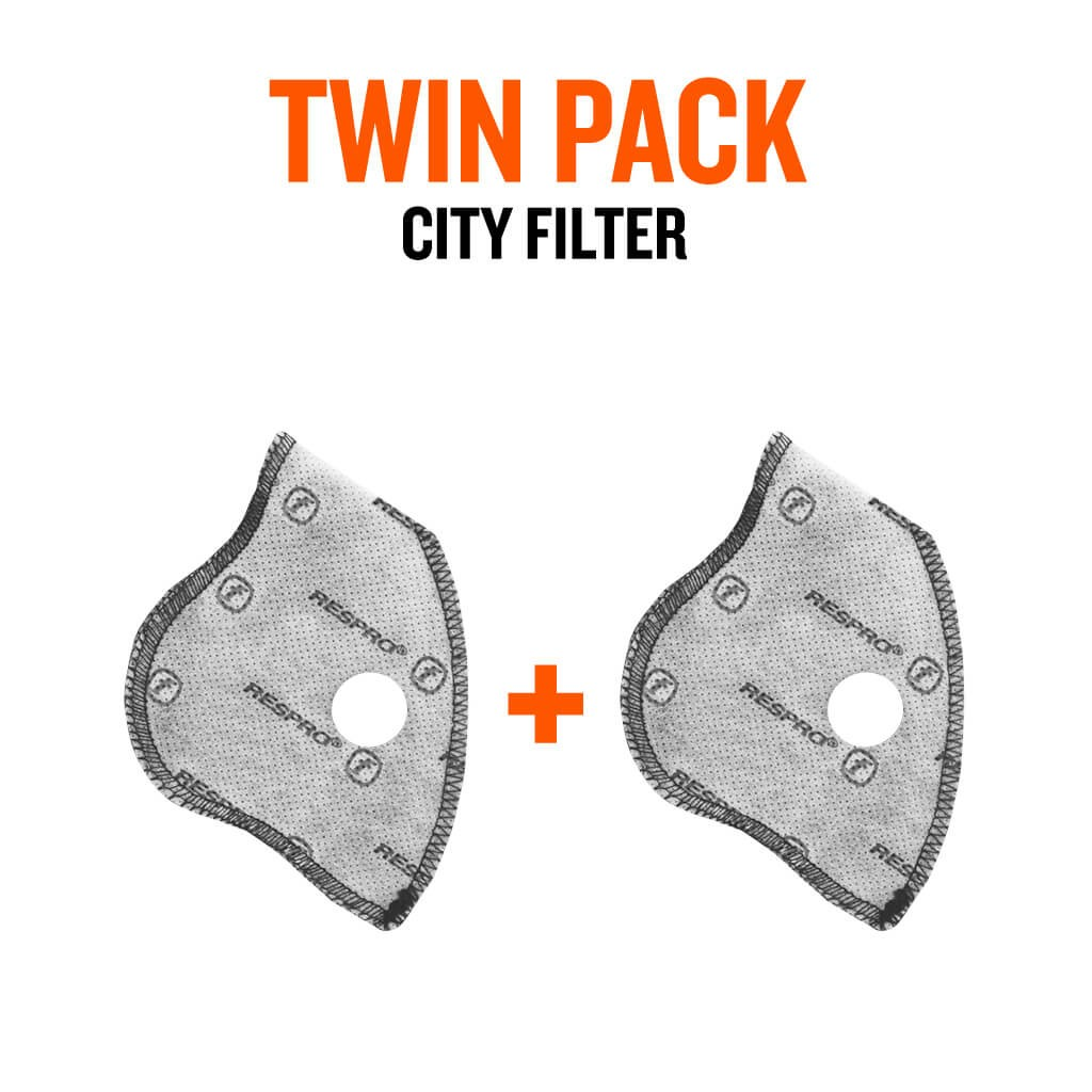 Filter Twin Pack -City™ - Bluenote