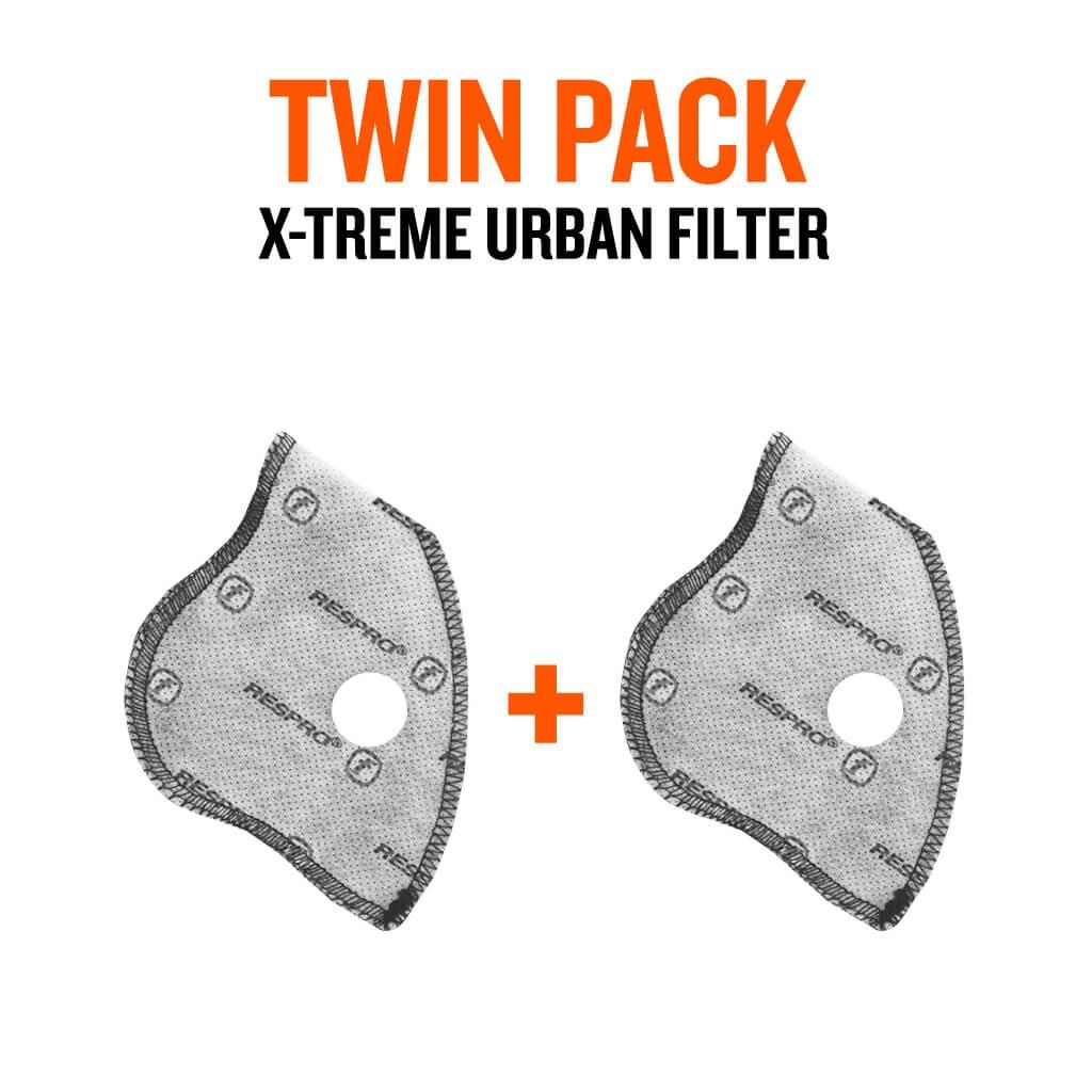 Filter Twin Pack - X-treme™ Urban - Bluenote
