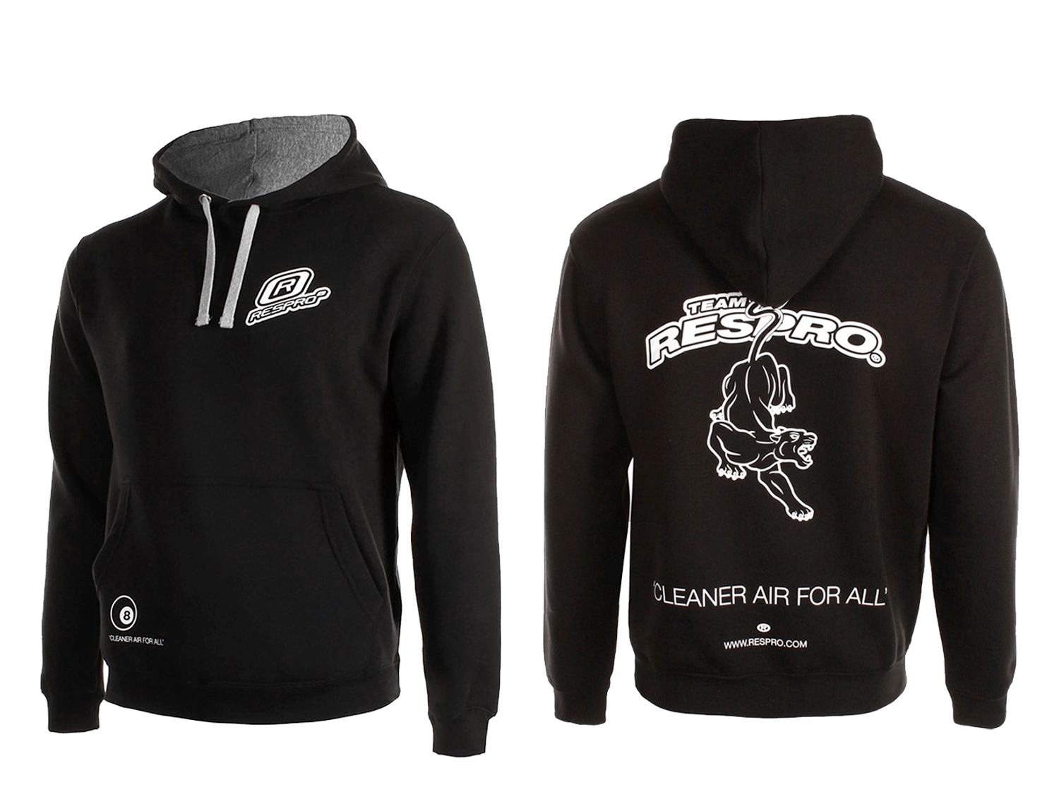 Respro® Hoodie - Panther