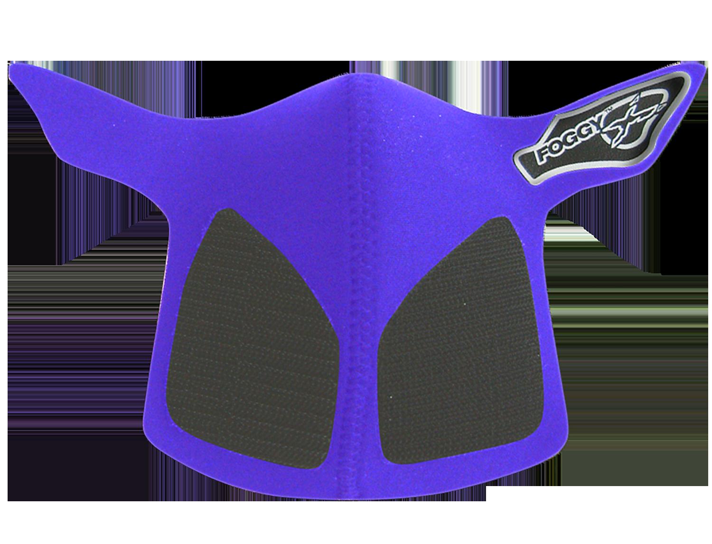 Foggy X Faceguard - Blue