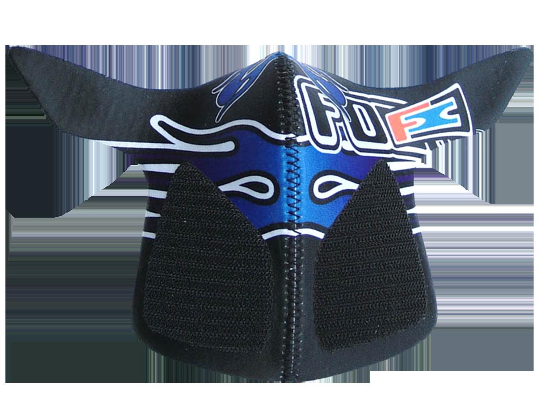 Foggy X Faceguard - Flame Blue