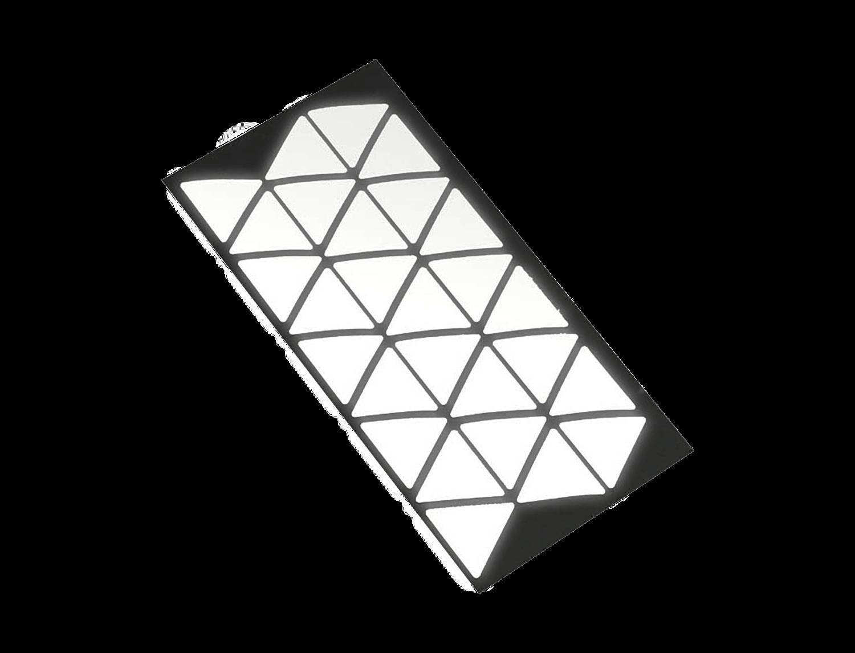 I-Shot Reflective Sticker - Triangle