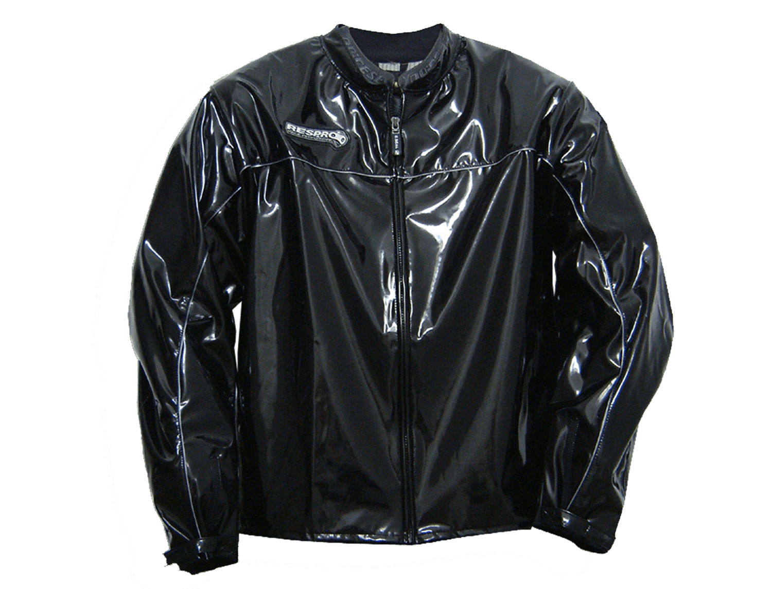 Slick Half Jacket - Black