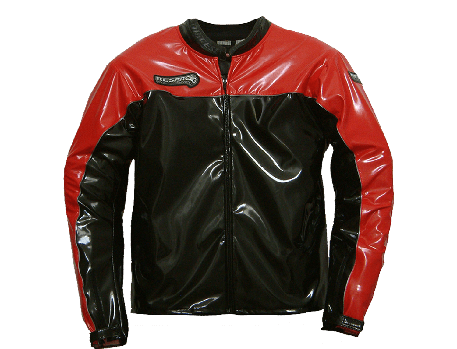 Slick Half Jacket - Red