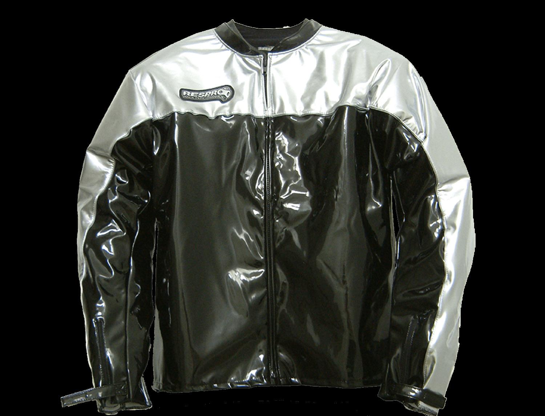 Slick Half Jacket Silver