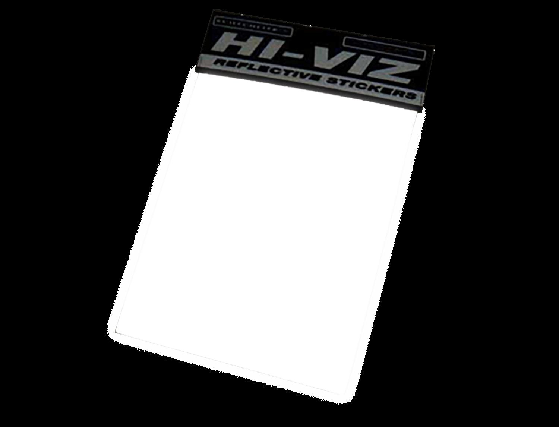 Sticker Kit - Reflective Black Diamond