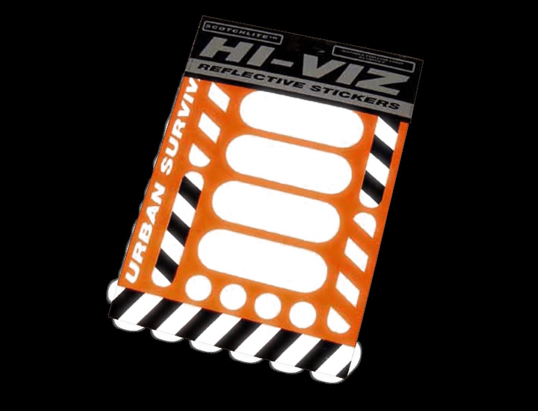 Sticker Kit - Kiss cut Safe Helmet Design