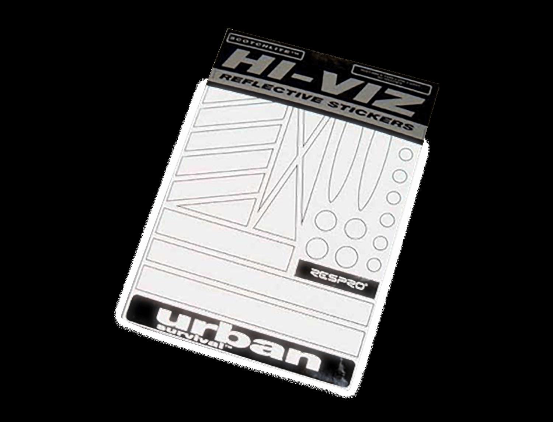 Sticker Kit - Kiss Cut Silver Regular Shapes